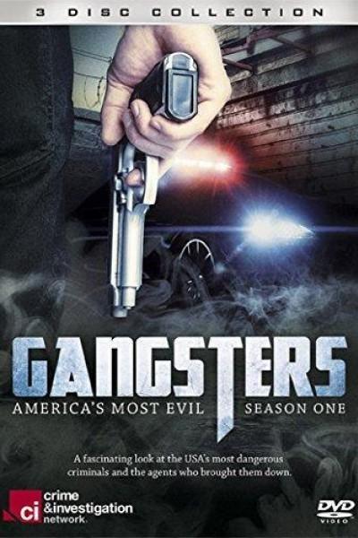 Caratula, cartel, poster o portada de Gangsters: America\'s Most Evil