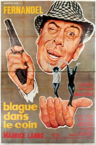 Caratula, cartel, poster o portada de Panico entre los gángsters