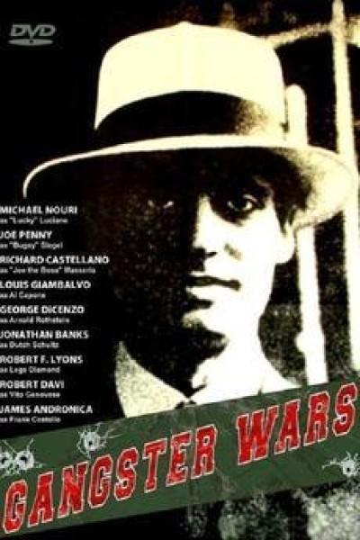 Caratula, cartel, poster o portada de Guerra de gangsters