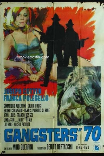 Caratula, cartel, poster o portada de Gangster \'70 (Gangsters \'70)