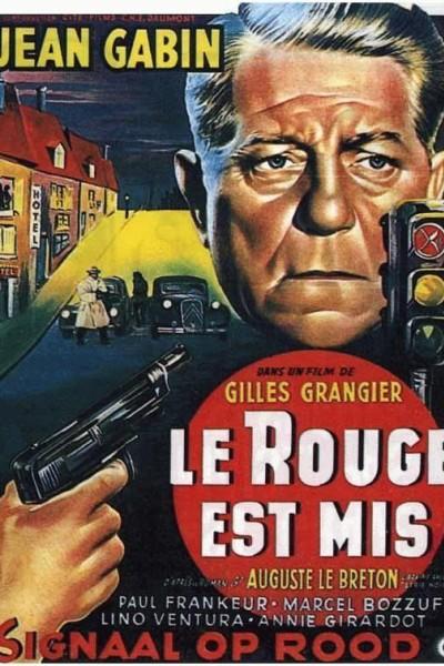 Caratula, cartel, poster o portada de Gángsters de Paris