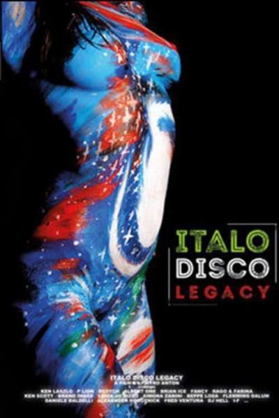 Caratula, cartel, poster o portada de Italo Disco Legacy