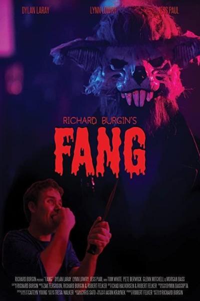 Caratula, cartel, poster o portada de Fang