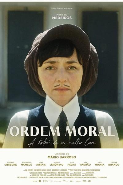 Caratula, cartel, poster o portada de Ordem Moral