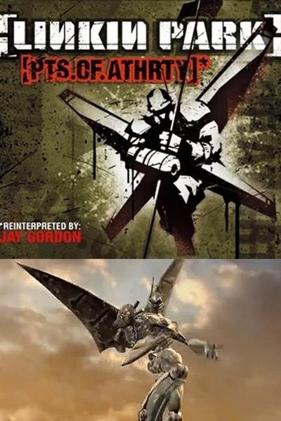 Caratula, cartel, poster o portada de Linkin Park: Pts.Of.Athrty (Vídeo musical)