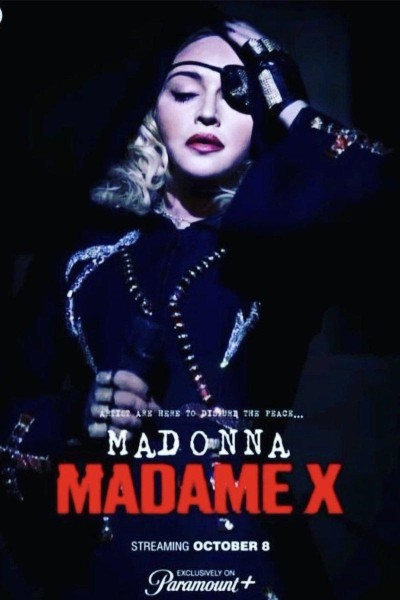 Caratula, cartel, poster o portada de Madame X