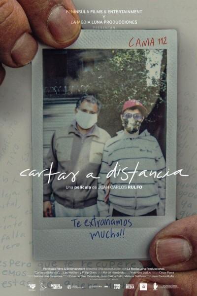 Caratula, cartel, poster o portada de Cartas a distancias