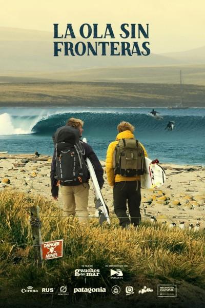Caratula, cartel, poster o portada de La ola sin fronteras