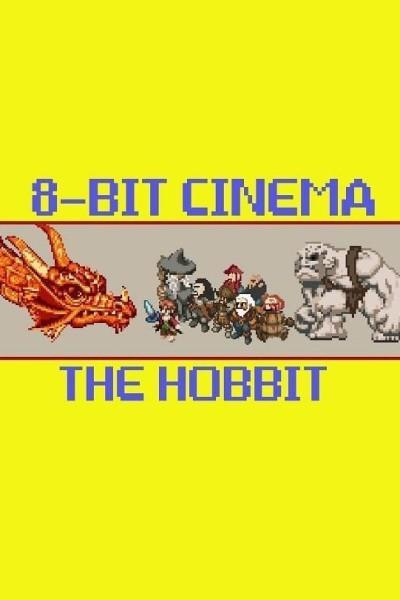 Caratula, cartel, poster o portada de 8 Bit Cinema: El Hobbit
