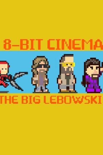Caratula, cartel, poster o portada de 8 Bit Cinema: El Gran Lebowski