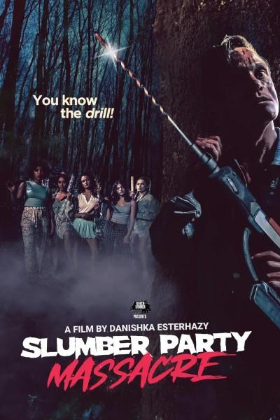 Caratula, cartel, poster o portada de Slumber Party Massacre