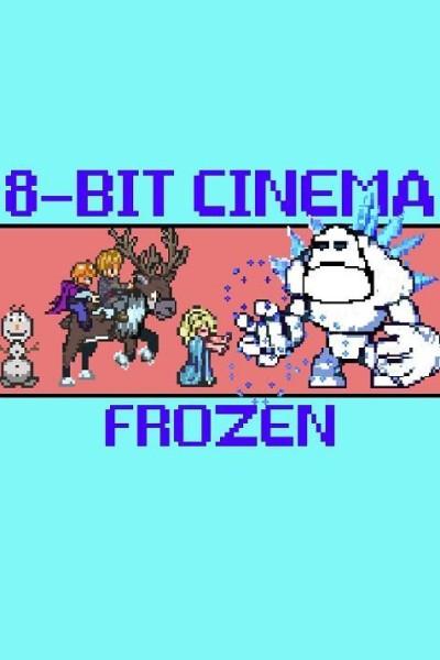 Caratula, cartel, poster o portada de 8 Bit Cinema: Frozen