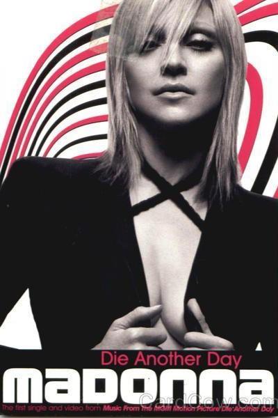 Caratula, cartel, poster o portada de Madonna: Die Another Day (Vídeo musical)