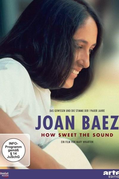 Caratula, cartel, poster o portada de Joan Baez: How Sweet the Sound (American Masters)