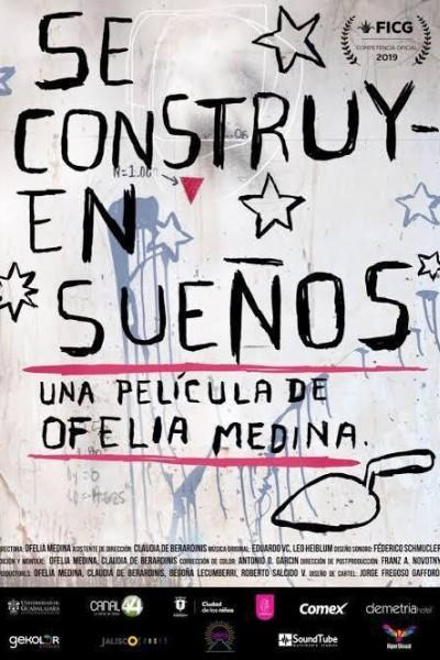 Caratula, cartel, poster o portada de Se construyen sueños