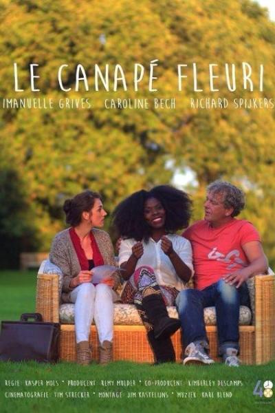 Caratula, cartel, poster o portada de Le canapé fleuri