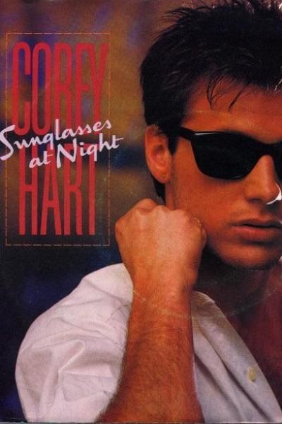 Caratula, cartel, poster o portada de Corey Hart: Sunglasses at Night (Vídeo musical)