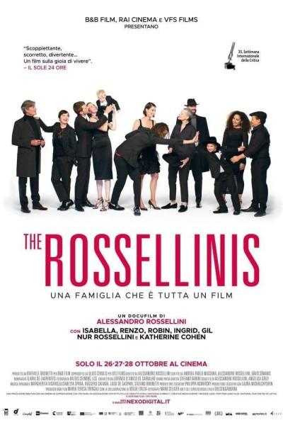 Caratula, cartel, poster o portada de The Rossellinis