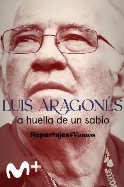 Caratula, cartel, poster o portada de Luis Aragonés, la huella de un sabio
