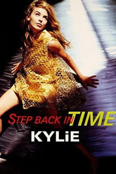 Caratula, cartel, poster o portada de Kylie Minogue: Step Back in Time (Vídeo musical)