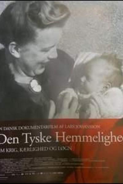 Caratula, cartel, poster o portada de El secreto alemán
