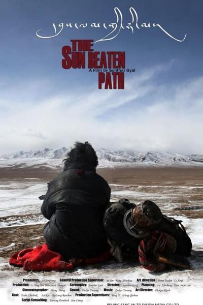 Caratula, cartel, poster o portada de The Sun-beaten Path