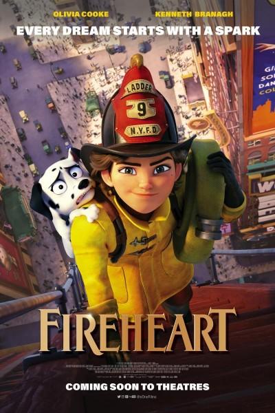 Caratula, cartel, poster o portada de Fireheart