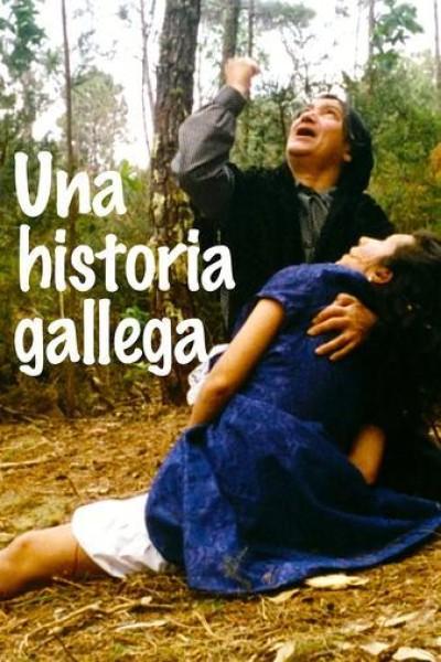 Caratula, cartel, poster o portada de Una historia gallega