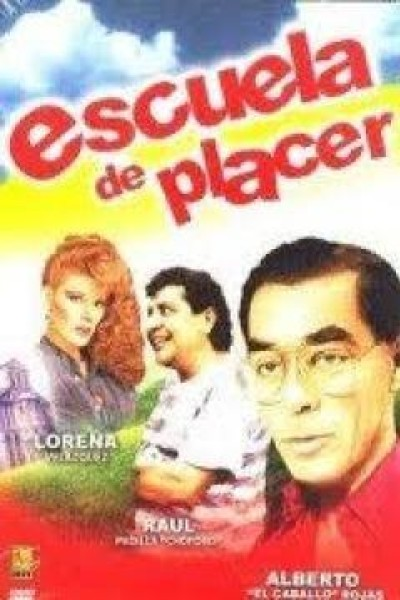 Caratula, cartel, poster o portada de Escuela de placer
