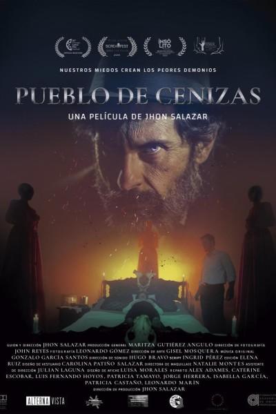 Caratula, cartel, poster o portada de Pueblo de cenizas
