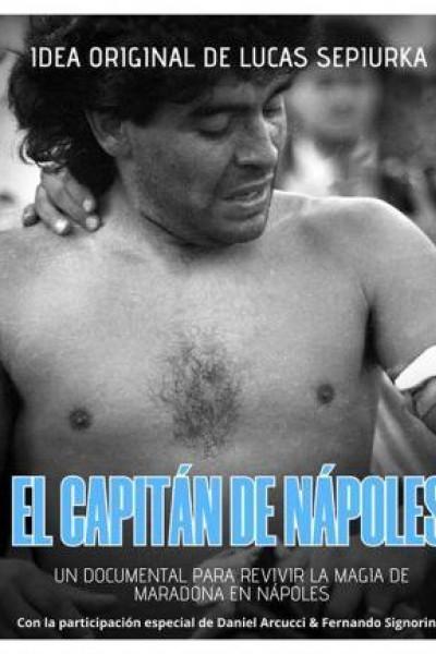 Caratula, cartel, poster o portada de El capitán de Nápoles