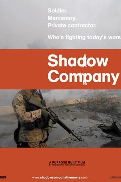 Caratula, cartel, poster o portada de Shadow Company