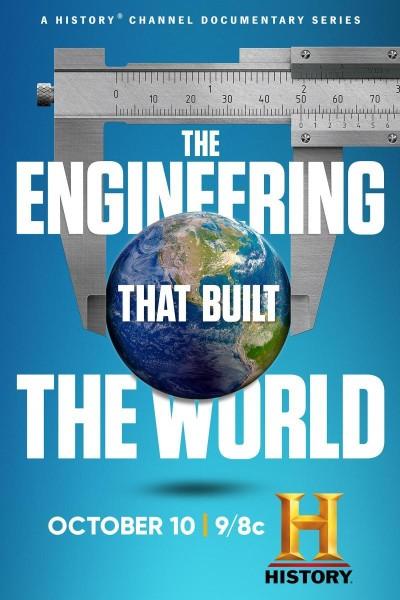 Caratula, cartel, poster o portada de The Engineering That Built the World