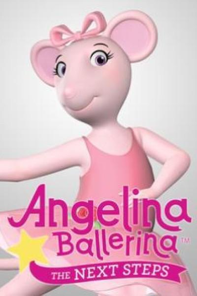 Caratula, cartel, poster o portada de Angelina Ballerina: Los siguientes pasos