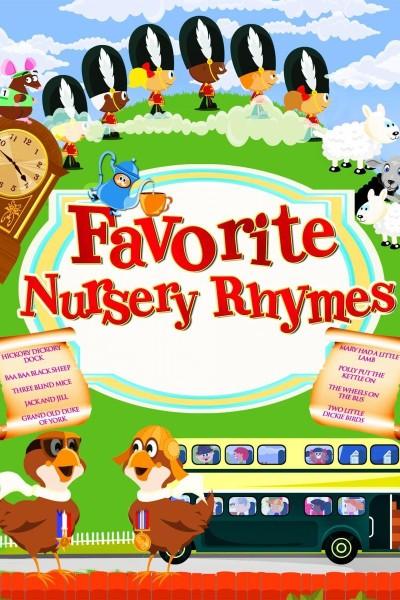 Caratula, cartel, poster o portada de Favorite Nursery Rhymes