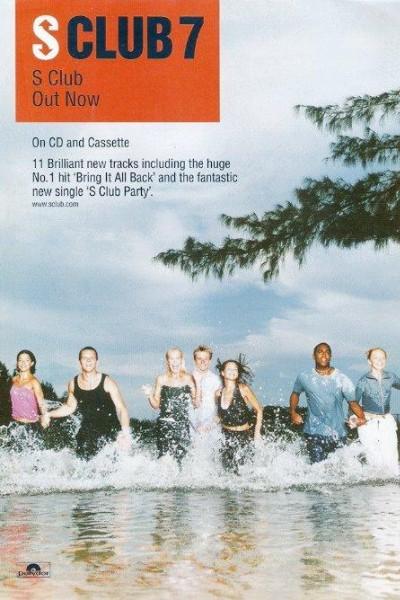Caratula, cartel, poster o portada de S Club 7: Bring It All Back (Vídeo musical)