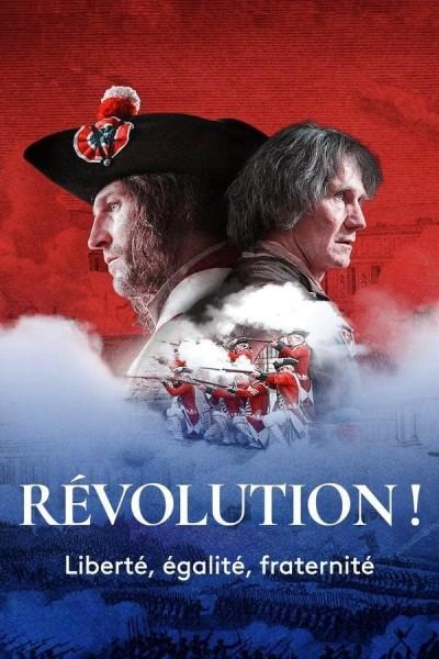 Caratula, cartel, poster o portada de The French Revolution