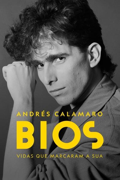 Caratula, cartel, poster o portada de Bios, vidas que marcaron la tuya: Andrés Calamaro