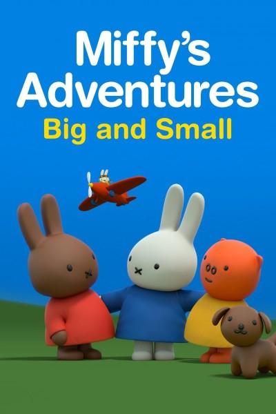 Caratula, cartel, poster o portada de Aventuras grandes y pequeñas de Miffy