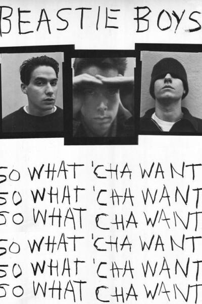 Caratula, cartel, poster o portada de Beastie Boys: So What\'cha Want (Vídeo musical)