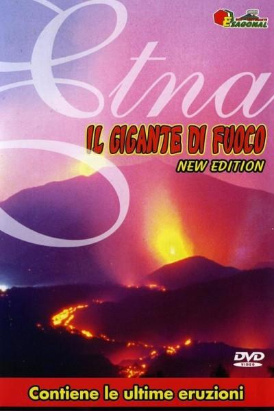Caratula, cartel, poster o portada de Etna, el gigante de fuego
