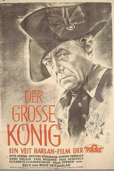 Caratula, cartel, poster o portada de El gran rey