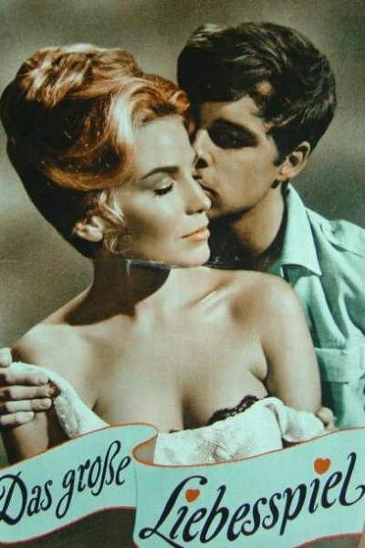 Caratula, cartel, poster o portada de Das große Liebesspiel