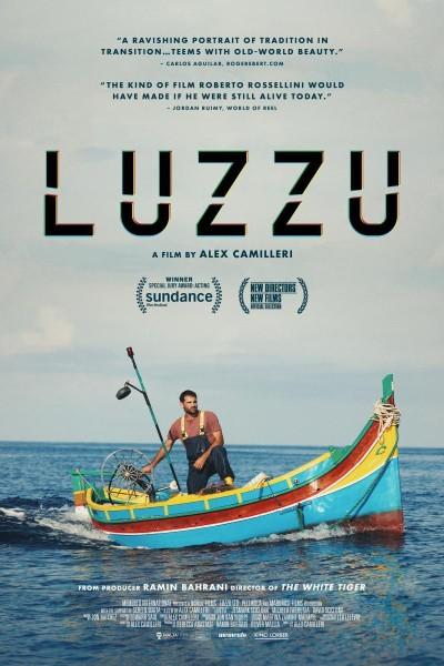 Caratula, cartel, poster o portada de Luzzu