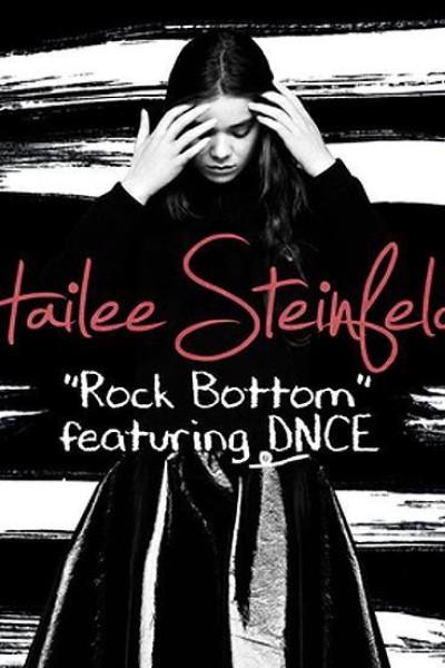 Caratula, cartel, poster o portada de Hailee Steinfeld & DNCE: Rock Bottom (Vídeo musical)