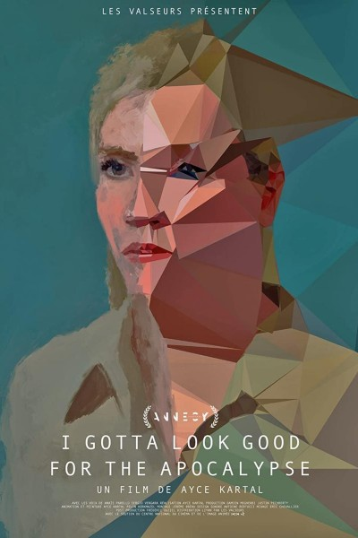 Caratula, cartel, poster o portada de I Gotta Look Good For The Apocalypse
