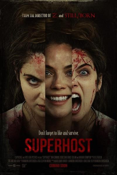 Caratula, cartel, poster o portada de Superhost
