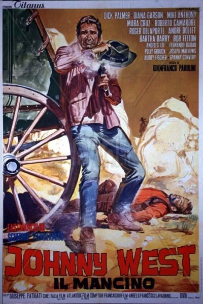Caratula, cartel, poster o portada de Johnny West