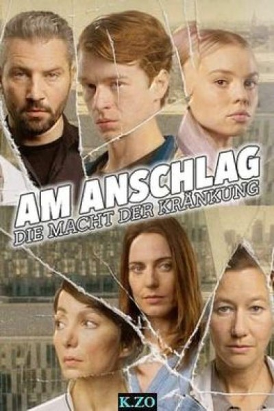 Caratula, cartel, poster o portada de Am Anschlag - Die Macht der Kränkung