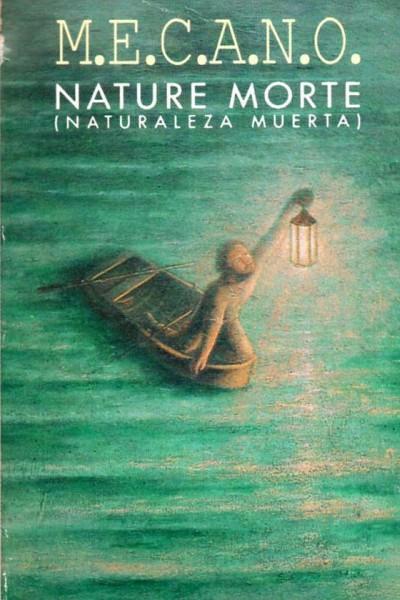 Caratula, cartel, poster o portada de Mecano: Naturaleza muerta (Vídeo musical)